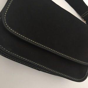 Lands' End Bags - Land's End Black Shoulder Bag